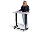 Hausmann Mobile Therapy Table