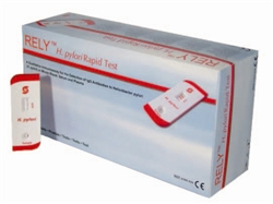 RELY™ H. Pylori Rapid Test - Box of 20 Tests