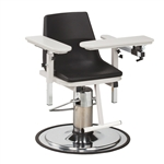 Clinton H Series, Plastic Blood Drawing Chair 6330