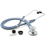 "ADC Adscope 641 Sprague Stethoscope, 22"", Light Blue"