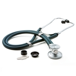"ADC Adscope 641 Sprague Stethoscope, 22"", Teal, Disposable Package"