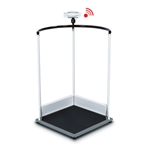 Seca EMR Ready Multifunctional Handrail Scale Large Platform