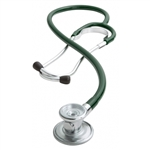 "ADC Adscope 647 Sprague-one Stethoscope, 22"", Dark Green, Disposable Package"