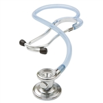 "ADC Adscope 647 Sprague-one Stethoscope, 22"", Frosted Glacier, Disposable Package"