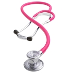 "ADC Adscope 647 Sprague-one Stethoscope, 22"", Hot Pink"