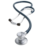 "ADC Adscope 647 Sprague-one Stethoscope, 22"", Navy, Disposable Package"
