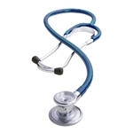 "ADC Adscope 647 Sprague-one Stethoscope, 22"", Turquoise, Disposable Package"