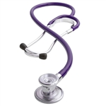 "ADC Adscope 647 Sprague-one Stethoscope, 22"", Purple, Disposable Package"