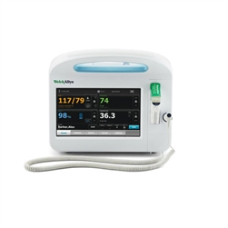 Welch Allyn Connex Vital Signs Monitor 6400 - Blood Pressure, Pulse Rate, MAP