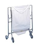 R&B Collapsible Hamper w/ Canvas Bag