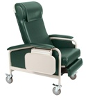 Winco Care Cliner (Steel Casters)