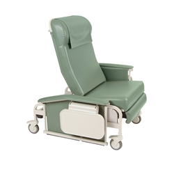 Winco Drop Arm Care Cliner (Nylon Casters)