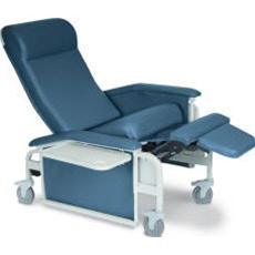 Winco Drop Arm Care Cliner (Steel Casters)