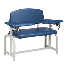Clinton Lab X Series, Extra-Wide, Blood Drawing Chair 66000