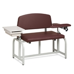 Clinton Lab X Series, Bariatric, Blood Drawing Chair 66002B