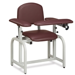 Clinton Lab X Series, Extra-Wide, Blood Drawing Chair 66010