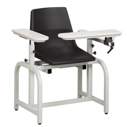 Clinton Standard Lab Series, Extra-Tall, Blood Drawing Chair