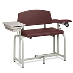 Clinton Lab X Series, Extra-Wide, Blood Drawing Chair 66092