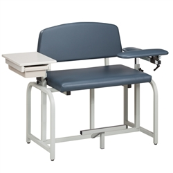 Clinton Lab X Series, Bariatric, Blood Drawing Chair 66092B