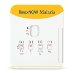 Alere BinaxNOW Malaria Test (25 Tests/Kit)