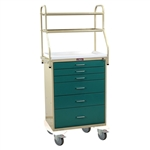 Harloff Monitor Cart