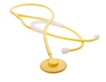ADC Proscope™ 665 Disposable Stethoscope - Yellow (Box of 100)