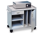 Hausmann Mobile Cabinet for Splinting and Supplies