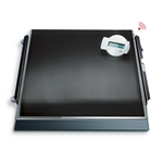 Seca High Capacity Digital Platform Scale with Transport Castors