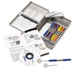 Miltex Weldin Periodontal Veterinary Instrument Kit
