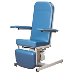 Clinton Recliner Series Hi-Lo Blood Drawing Chair