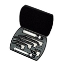 Welch Allyn Miller Fiber Optic Laryngoscope Set