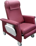 Winco Elite Care Cliner (Nylon Casters)