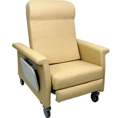 Winco XL Elite Care Cliner (Nylon Casters) w/LiquiCell