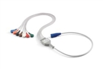7-Lead Patient Cable for Welch Allyn HR 100