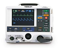 LIFEPAK 20e Defibrillator/Monitor Package