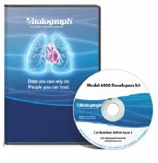 Vitalograph Spirotrac V Software with License