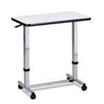 Clinton Mobile Hand Therapy Table with Locking Casters