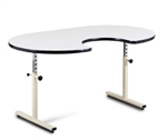 Clinton Powder Board Table