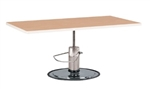 Clinton Hydraulic Work Table - Laminate