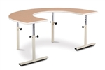 Clinton U-Shaped Table