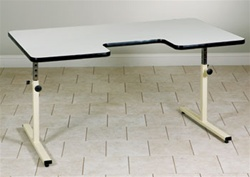 Activity Table with Cut-Out
