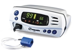 Nonin 7500 Tabletop/Portable Pulse Oximeter w/ 1 Adult Reusable Finger Clip Sensor