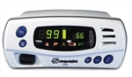 Nonin 7500 Tabletop/Portable Pulse Oximeter w/ 1 Infant Flex Reusable SpO2 Sensor & 25 FlexiWraps