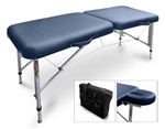 Hausmann Series 7604 Portable Treatment Table w/ Face Cradle