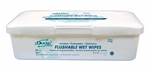 DUKAL Flushable Wet Wipes
