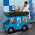 Pediatric Scale Exam Table