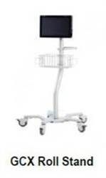 GCX ROLL STAND for MS-2015, Includes GCX Adapter Plate