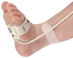 Nonin PureLight NeoNatal Flex Sensor with FlexiWrap & 3-Foot Cable