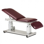 General Ultrasound Table with Three-Section Top