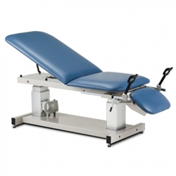 Multi-Use, Ultrasound Table with Stirrups